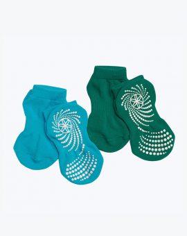 2-Pack Grippy Socks