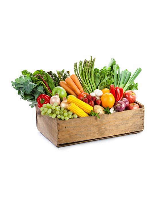 Mixed Fruit & Vegetable Box