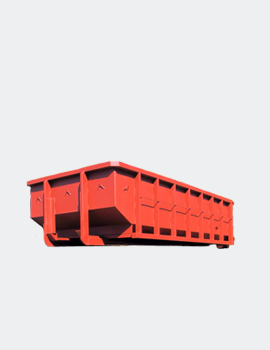 Waste Rol Off Container